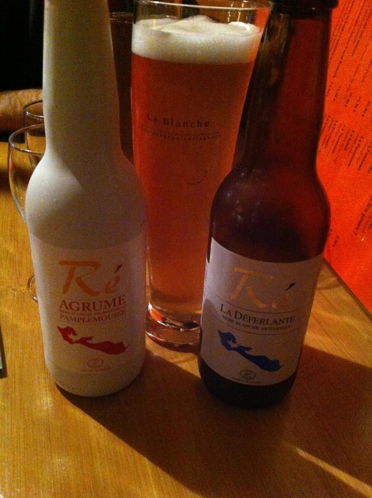 Bière île de Ré