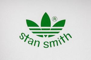Logo stan smith