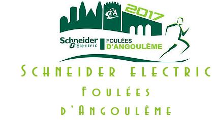 les foulées d'Angoulême